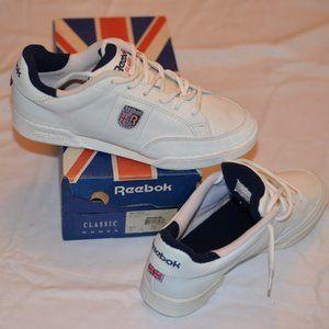 90s Reebok deadstock Classic NPC Crest Sneakers